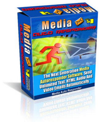 Product picture Media Autoresponder w/ MRR (2010)