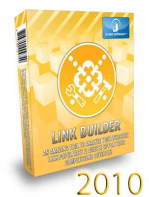 Product picture 2010 Link Builder with Master Resell Rights