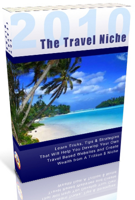 Product picture Travel Niche Profits 2010 with Master Resell Rights