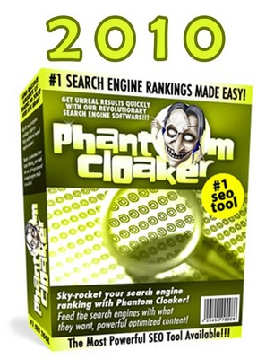 Product picture Phantom Cloaker Professional 2010